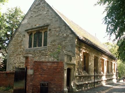 King's School, escola em que o Issac Newton estudou de 1654 a 1660