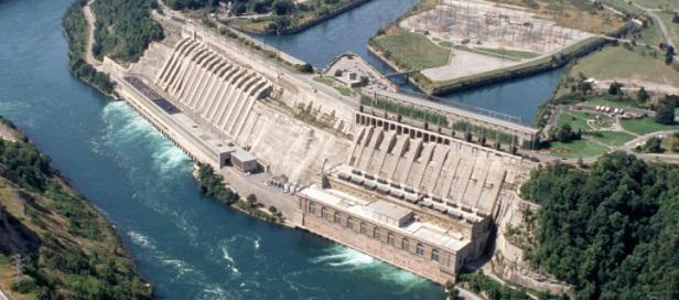 Represa de Niagara Falls